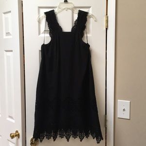 NWT gorgeous black dress from Miss Match boutique